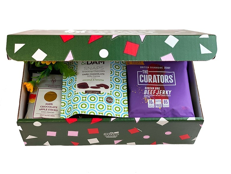 Gluten Free Gift Box of Happiness Delivery