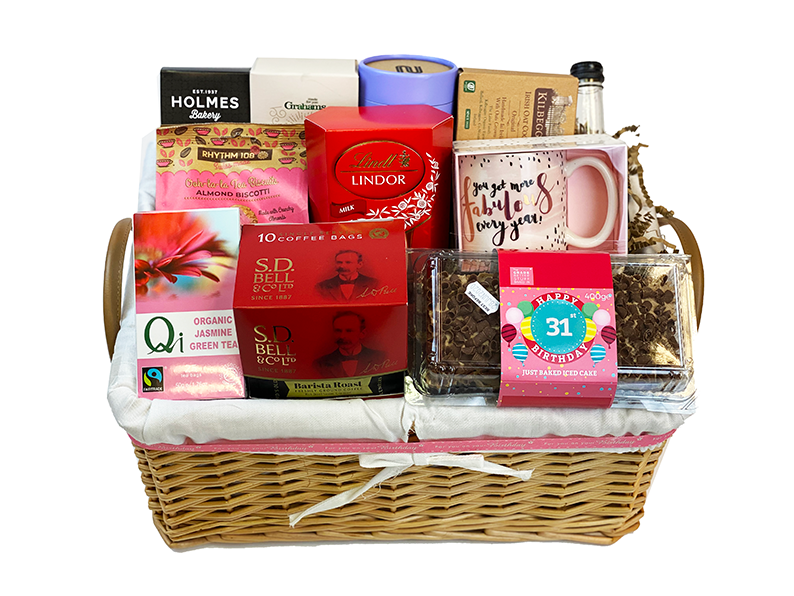 Lady's Birthday Fancy Pantry Presented