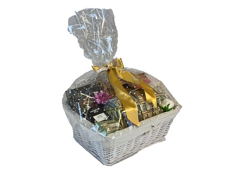 Golden Anniversary Gift Basket Delivered