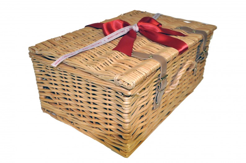 Christmas Hamper Galore: (AI Version) Party Packed