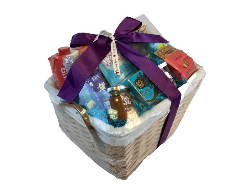 Pleasant Pregnancy Gift Basket Delivered