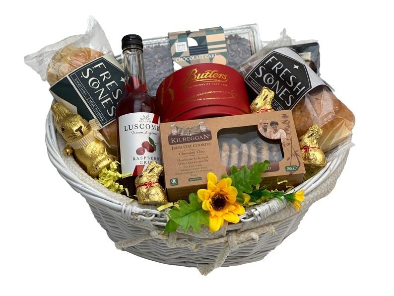 Easter Picnic Polishings Basket P2
