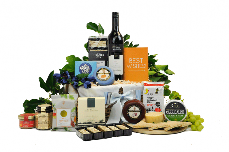 The Gourmet Anniversary Wishes Hamper