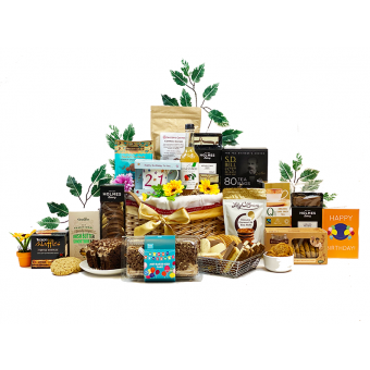 21st Birthday Fancy Pantry Gift Hamper