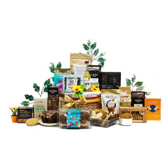 60th Birthday Fancy Pantry Gift Hamper
