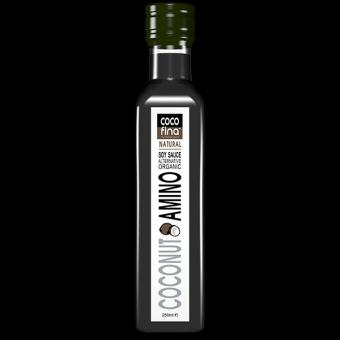 Organic Coconut Amino (Soy Sauce Alternative) 250ml