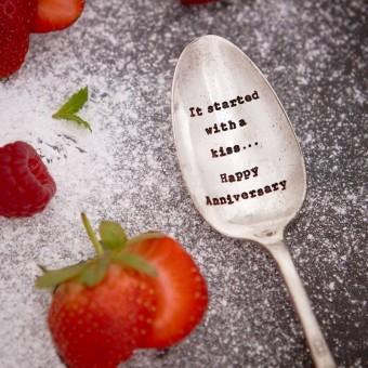 Anniversary Spoon