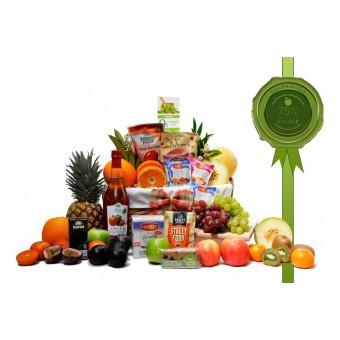 Be Good to Yourself Medium Fruit Gift Basket
