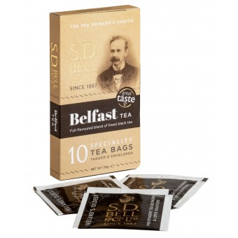 SD Bells 10 Speciality Tea Bags