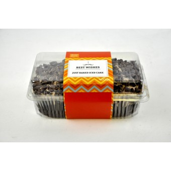 Best Wishes Iced Cake 400g