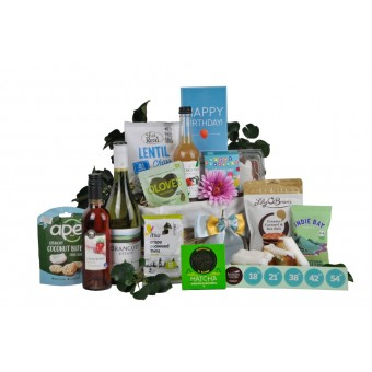 Birthday Zest Gift Basket
