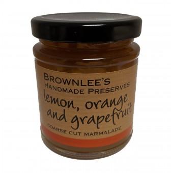 Brownlees Co. Armagh Preserves Lemon, Orange & Grapefruit Marmalade 227g