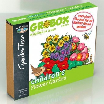 Growbox Children's Flower Garden