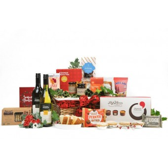 Christmas Tempter Duo Gift Basket