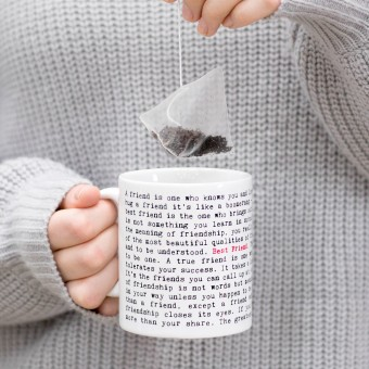 Friendship Gift Mug