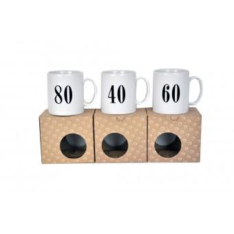 50th Birthday Gift Mug
