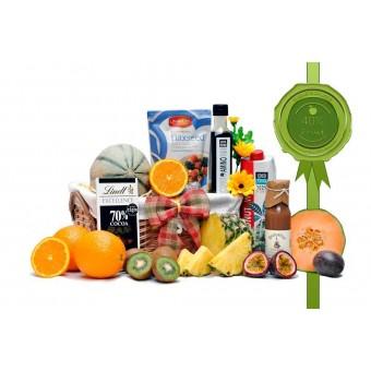 Creative Fruit Gift Basket