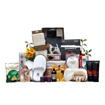 Detoxify For Him Gift Basket