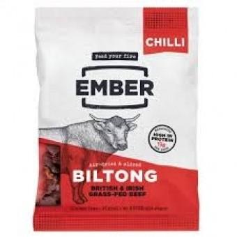 Ember Beef  (Chilli Biltong)