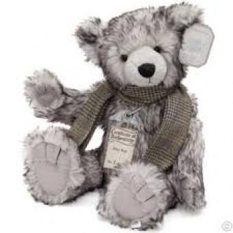 "Silver Tag ""Riley"" Limited Edition Bear"