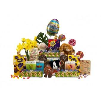 Easter Basket For 3 Kids