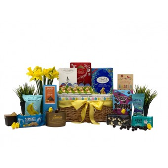 Easter Lions Heuston Gift Basket