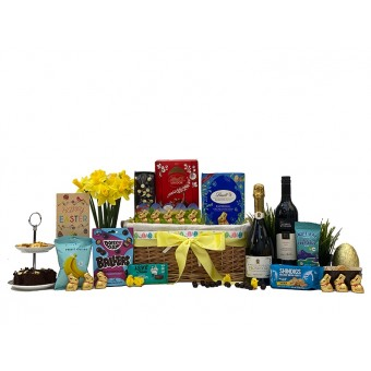 Easter Lions Waterloo Gift Basket