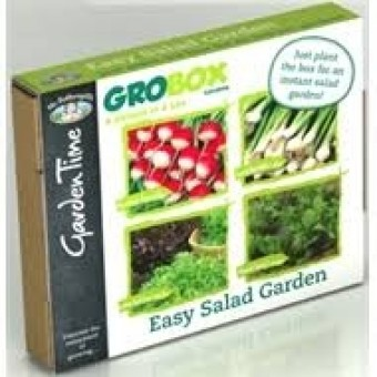 Grobox Easy Salad Garden
