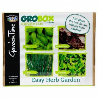Grobox Easy Herb Garden