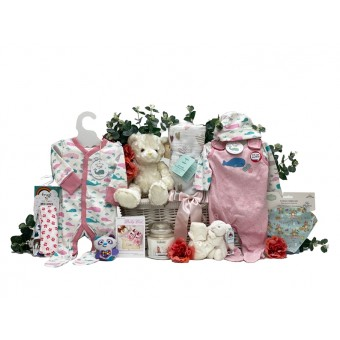 Extravagant Girls Baby Gifts