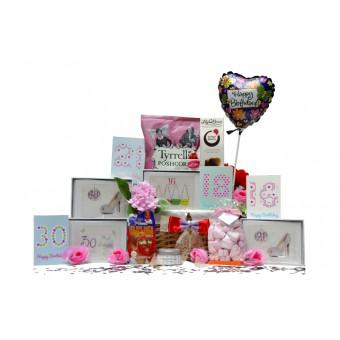 Fabulous Females Gift Basket