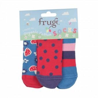 Frugi Organics Socks Baby Girl