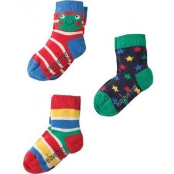 Frugi Organics Socks Baby Boy