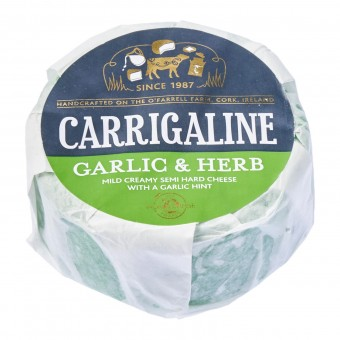 Carrigaline Herb and Garlic Cheese 200g