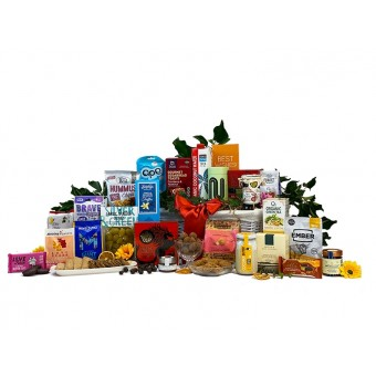 Healthy Feast Gift Basket