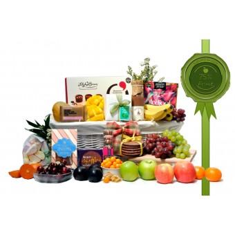 High Energy Fruit Gift Basket