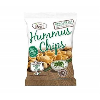 Eat Real Hummus Chips (Sour Cream and Chive)