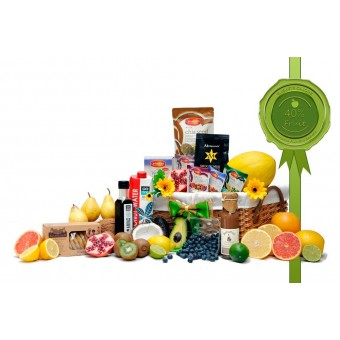 Exceptional Ingredients Gift Basket