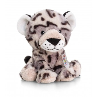 Snow Leopard by Keel Toys
