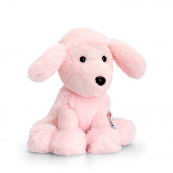 Pink Poodle by Keel Toys