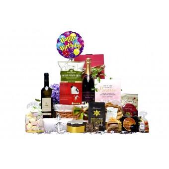 La De Dah Birthday Gift Basket