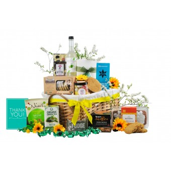 Thank You Lions Victoria Gift Basket