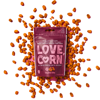 Love Corn (Smoked Barbecue)