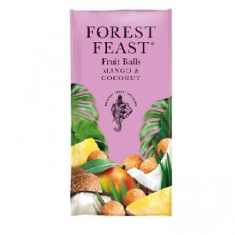Forest Feast Mango and Coconut Fruit Balls 27g