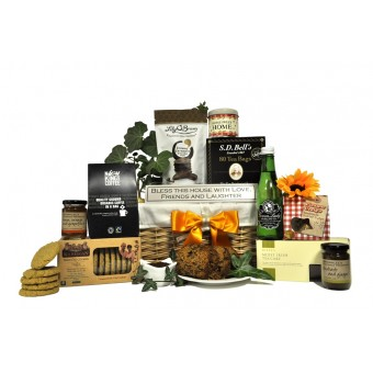 Essential New Home Gift Basket