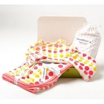 Olive and Moss Girls' Newborn Gift Set (0-6mths)