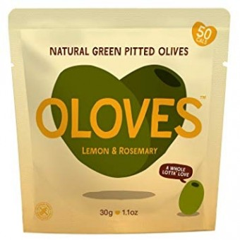 Oloves (Lemon and Rosemary)