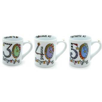 CUPPA DOODLE Age Mugs