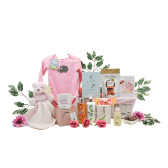 Pamper Mummy and Baby Girl Gift