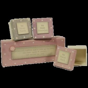 All My Precious Things Gift Box Set (Pink)